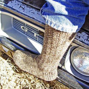 Keyll Socks