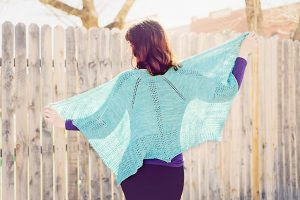 atoll shawl full view