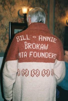 custom sweater for bill b