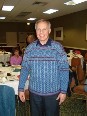 custom sweater for larry l