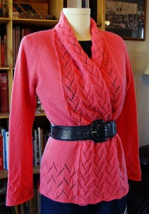 Afion Cardigan ~ perfect for transitional weather