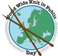 Knit In Public…….