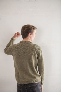Bayr Pullover ~ New Design Released!