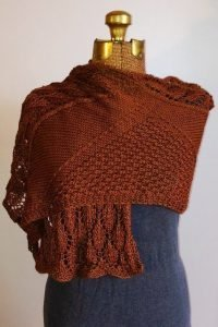 Carriage Trail Scarf by Steven Hicks