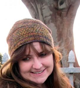 Fairwell to Summer Hat by Stephanie Tallent