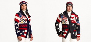 2014 USA Olympic team sweater
