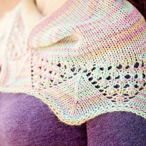 breza scarf detail