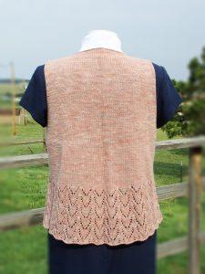 pink vest back view