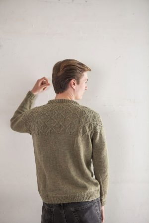 bayr pullover back view
