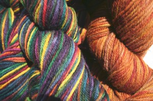 mountain colors worsted yarn