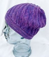 bias hat side view