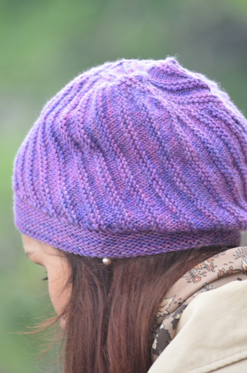 Knitting Pattern Errata : Aeron Hat Knitting Pattern