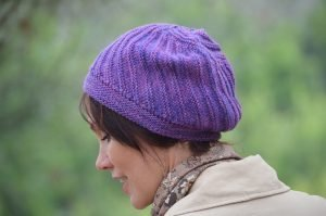 Aeron Hat side view
