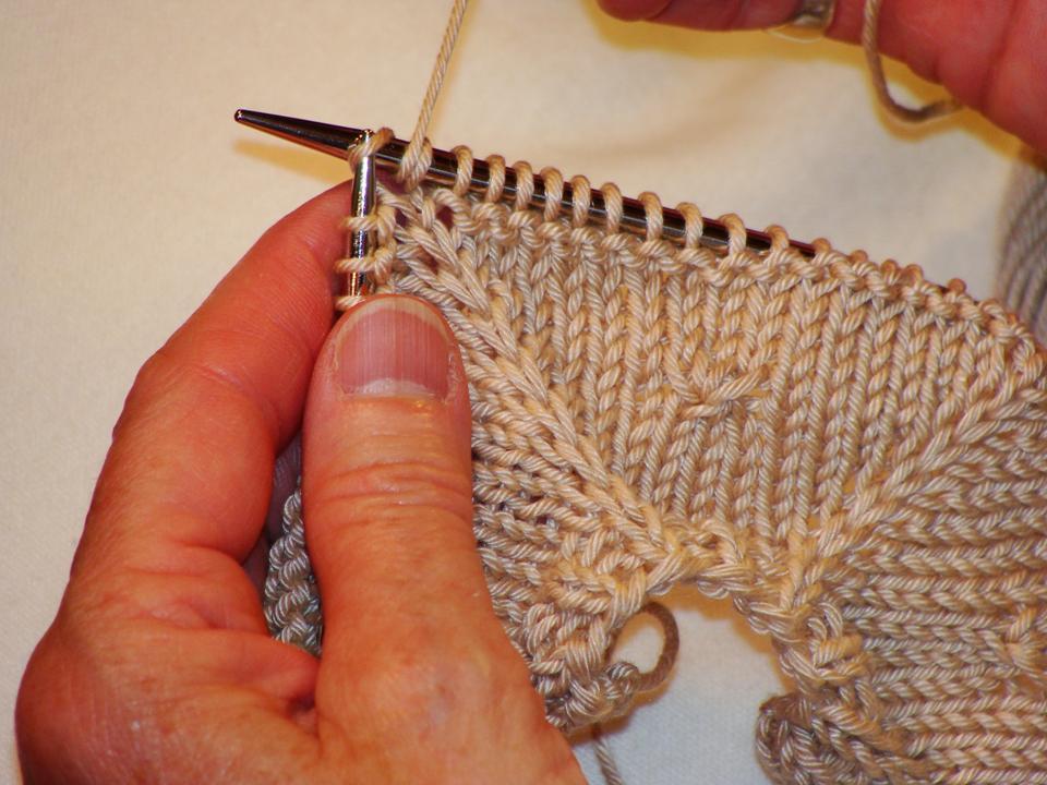 Three Stitches From One Desert Rose Fiber Arts