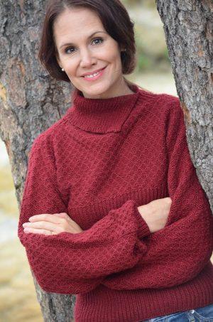 Inara Sweater front veiw