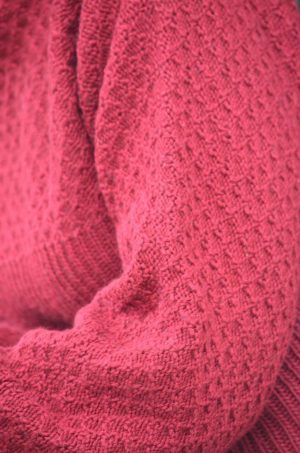 Inara Sweater sleeve detail