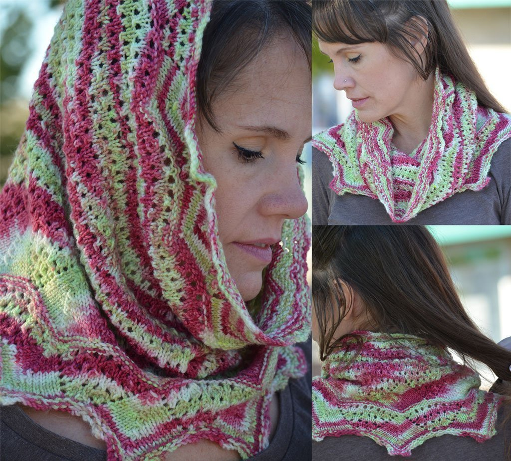 Snood-Cowl Knitting Pattern ~ or Not?