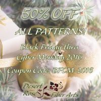 Black Friday~Cyber Monday Sale!