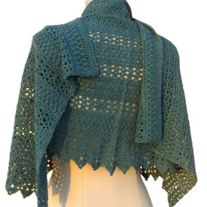 sedona shawl back wrapped